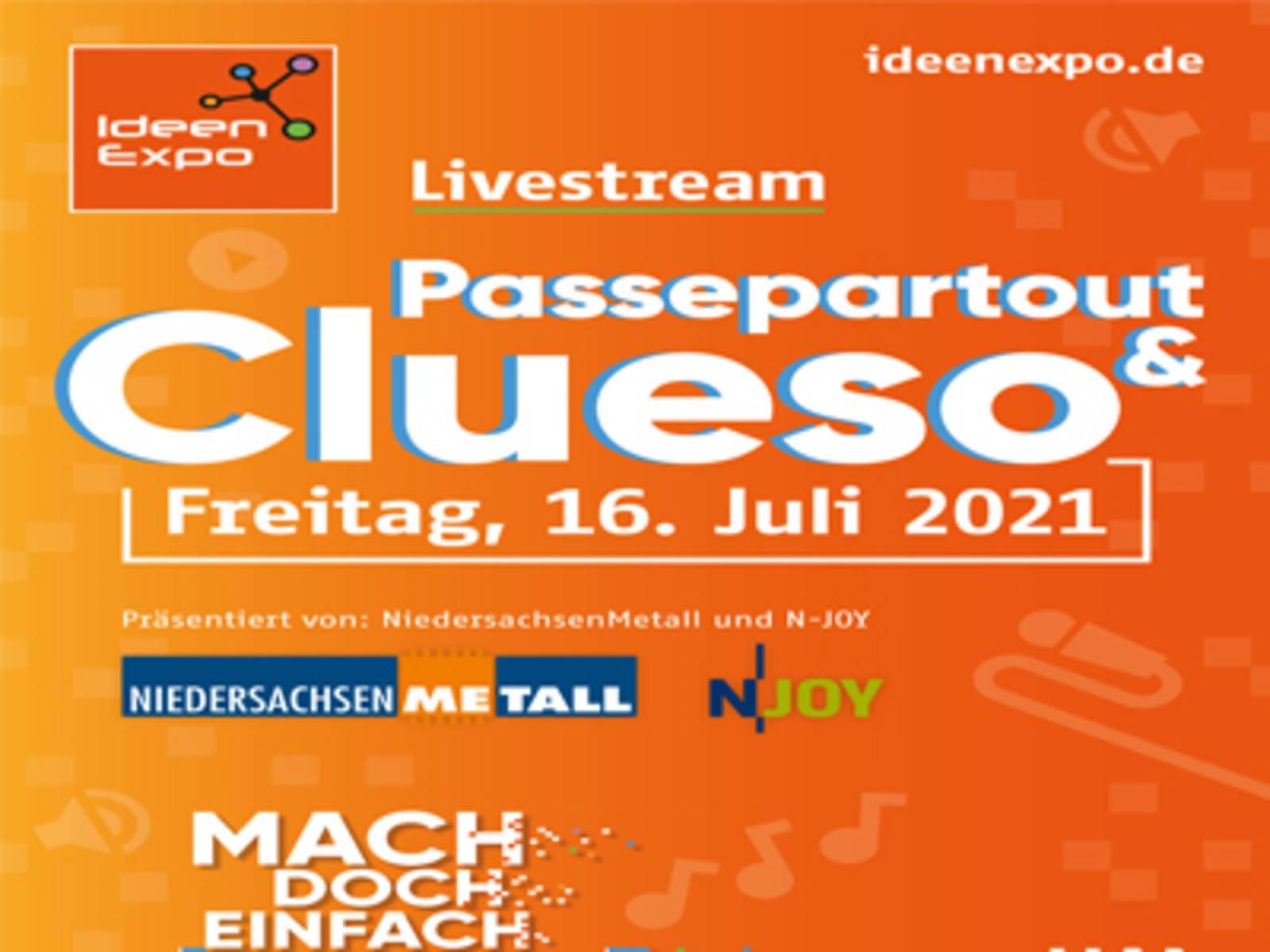 Clueso & Passepartout live auf der IdeenExpo