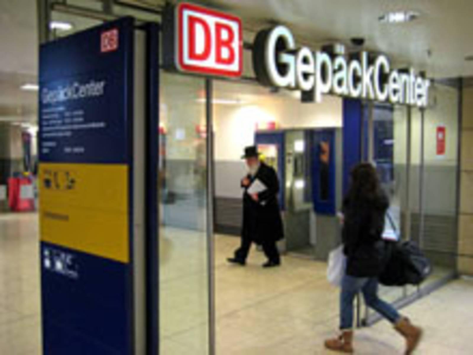 DB GepäckCenter