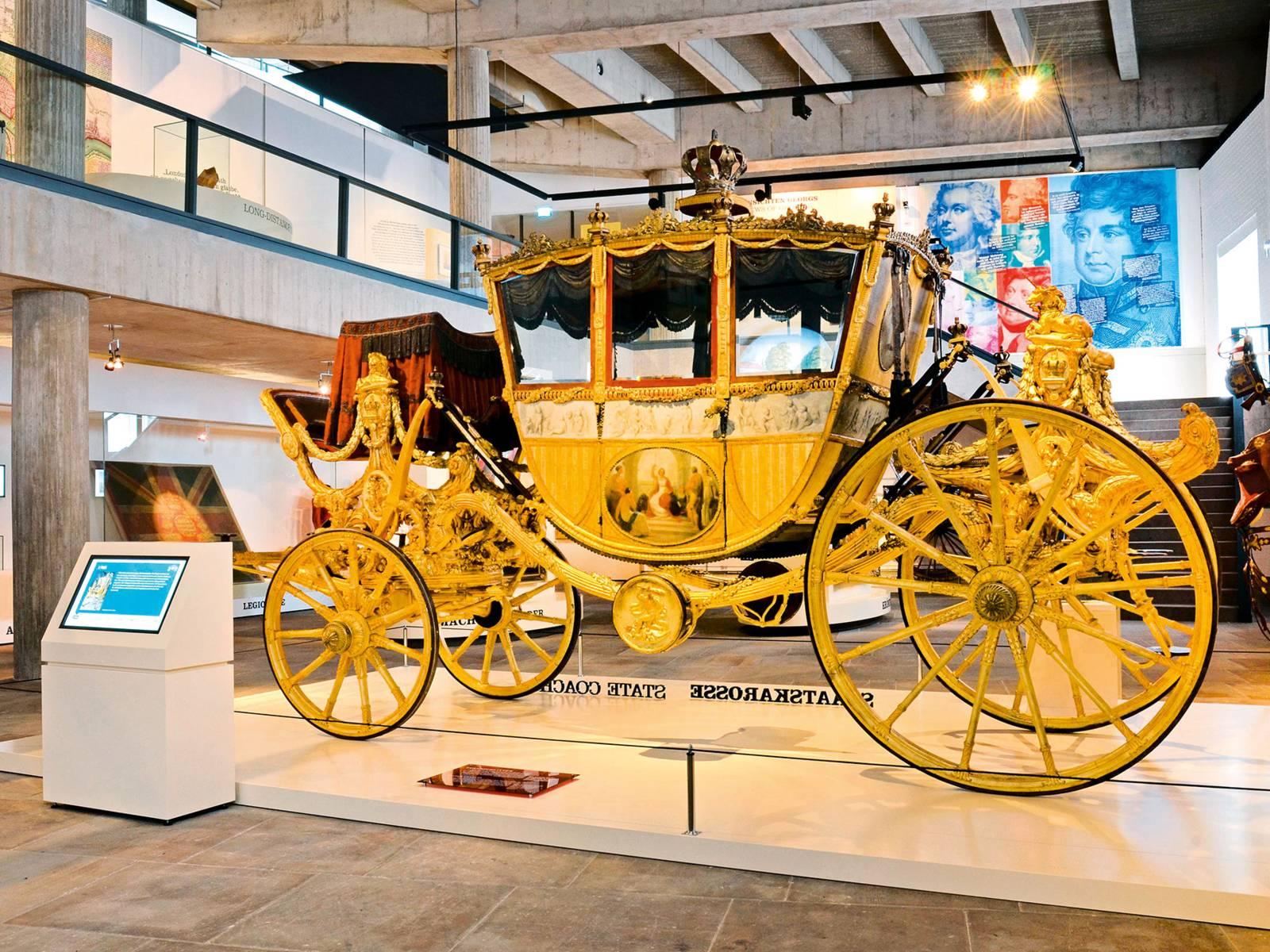Kutsche Historisches Museum