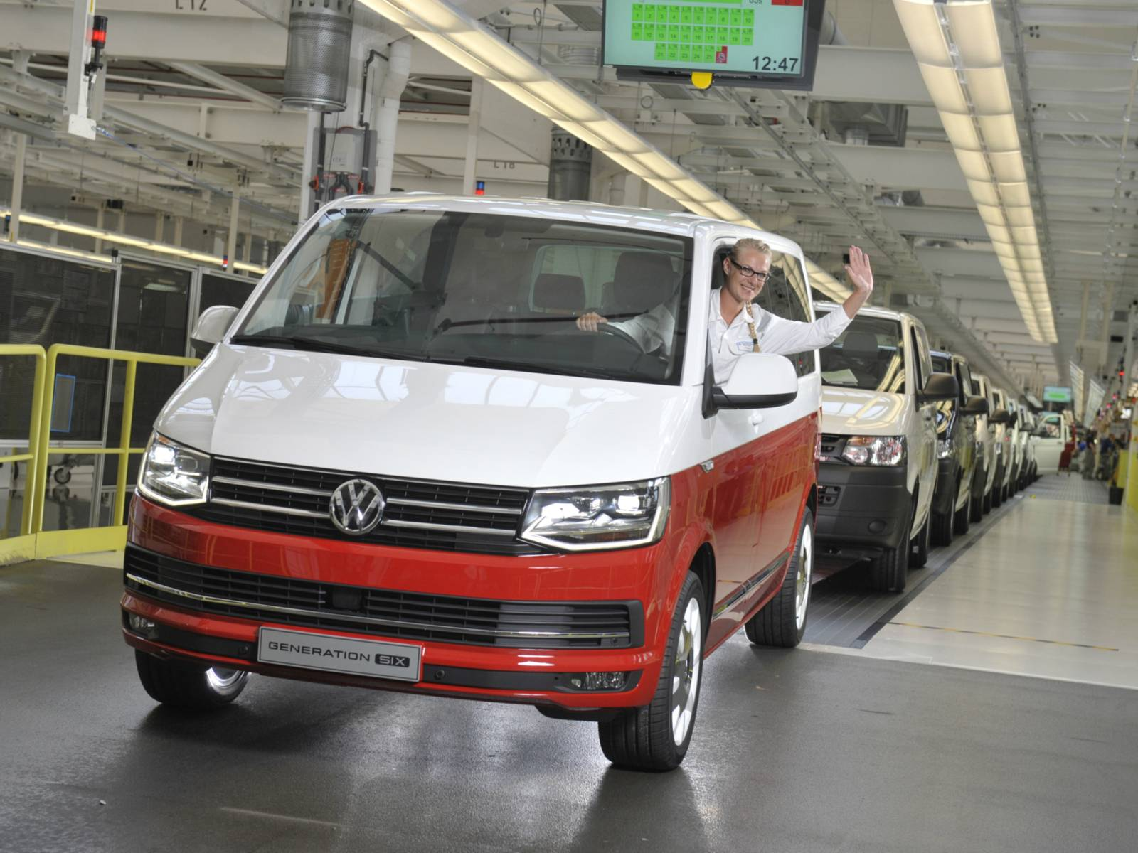 T5 VW Nutzfahrzeuge