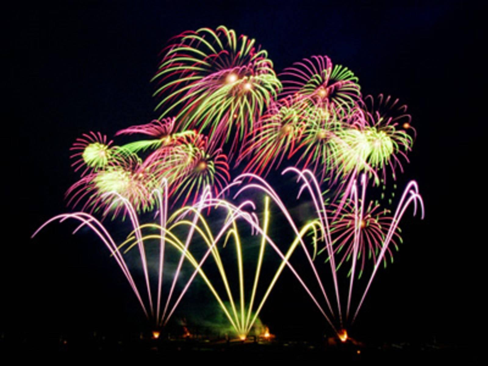 Feuerwerk Göteborgs Fyrverkeri
