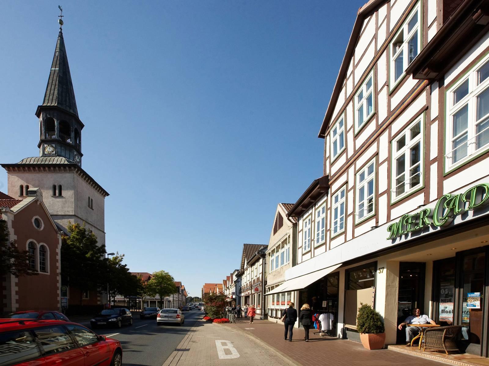 Innenstadt Burgdorf
