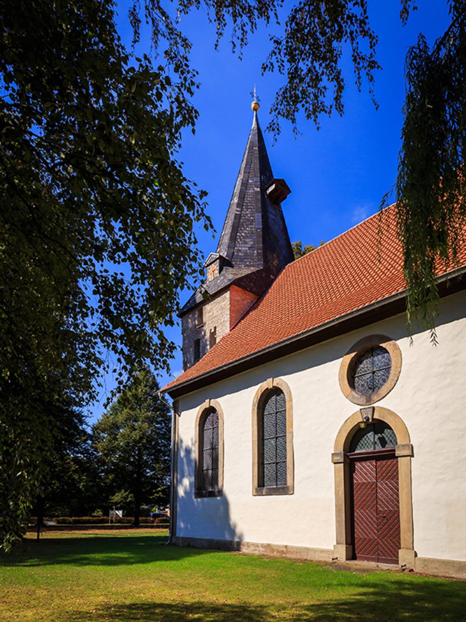 Barockkirche Ilten in Sehnde