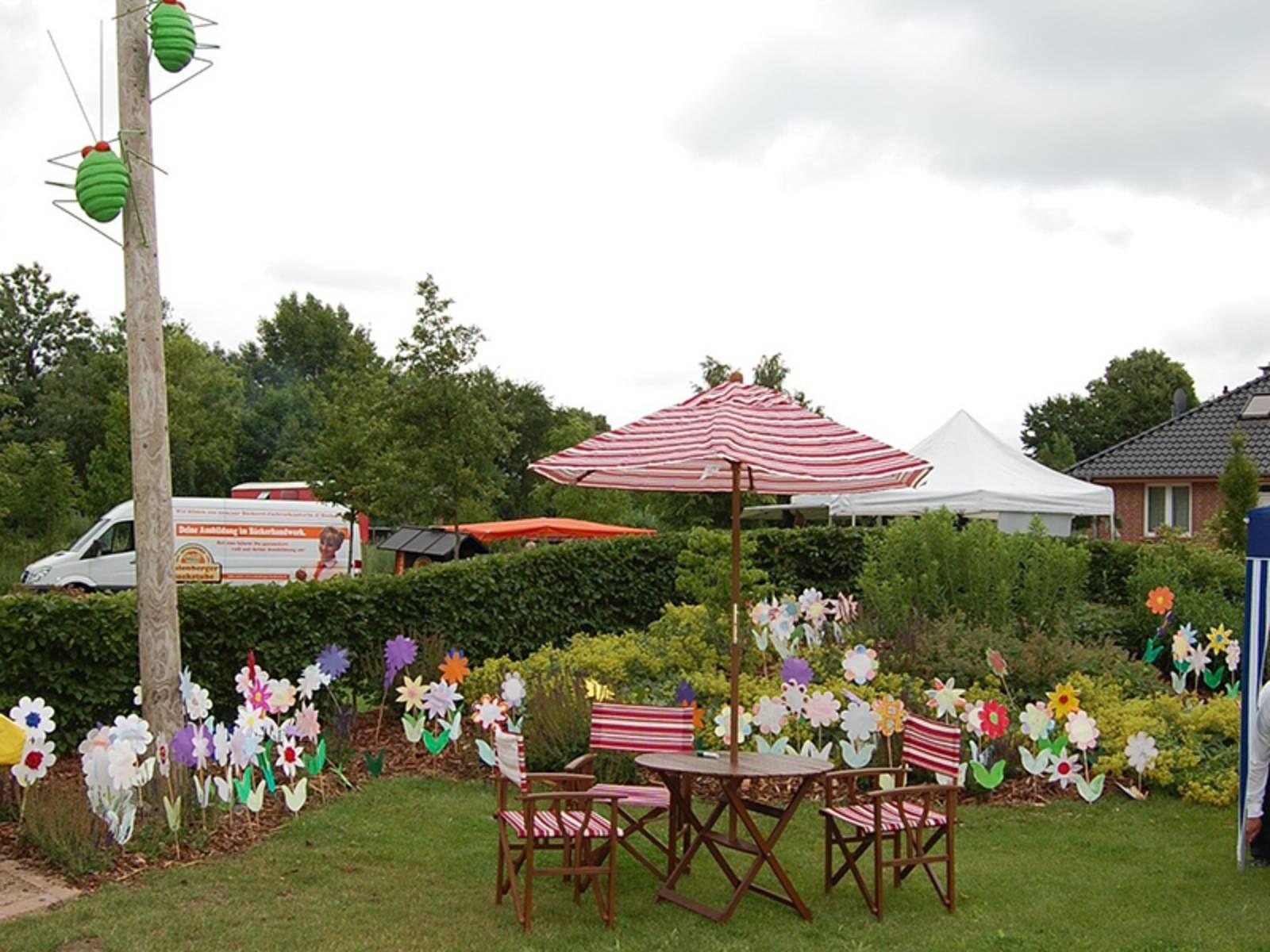Der Fuchsbachpark in Pattensen.