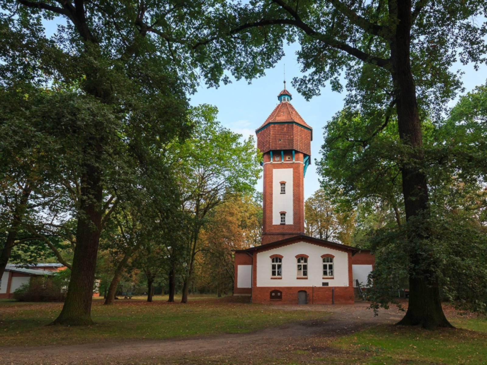 Wasserturm in Langenhagen
