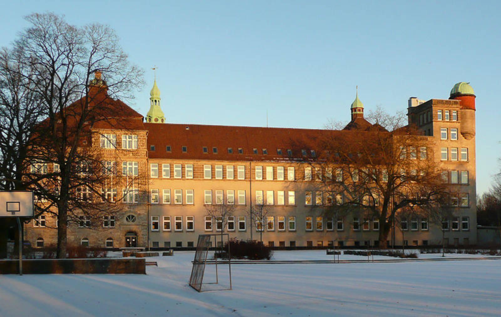 Planetarium in der Bismarckschule