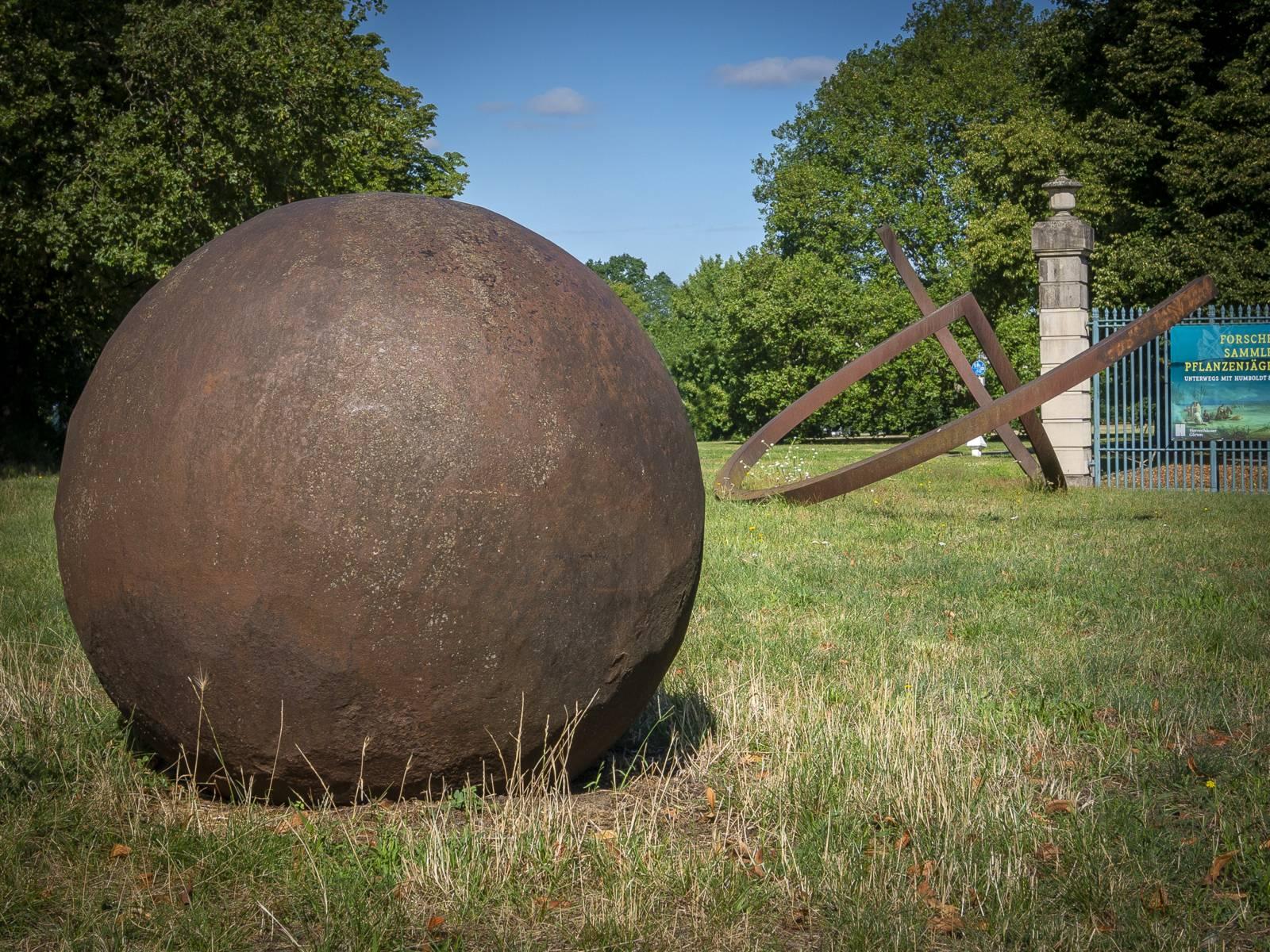 Alfred Lechner | Kreisteilung – Quadratanordnung – Kugel