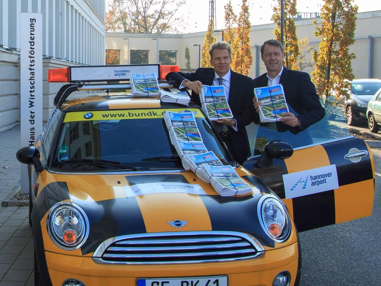 Dr. Raoul Hille und Hans Christian Nolte