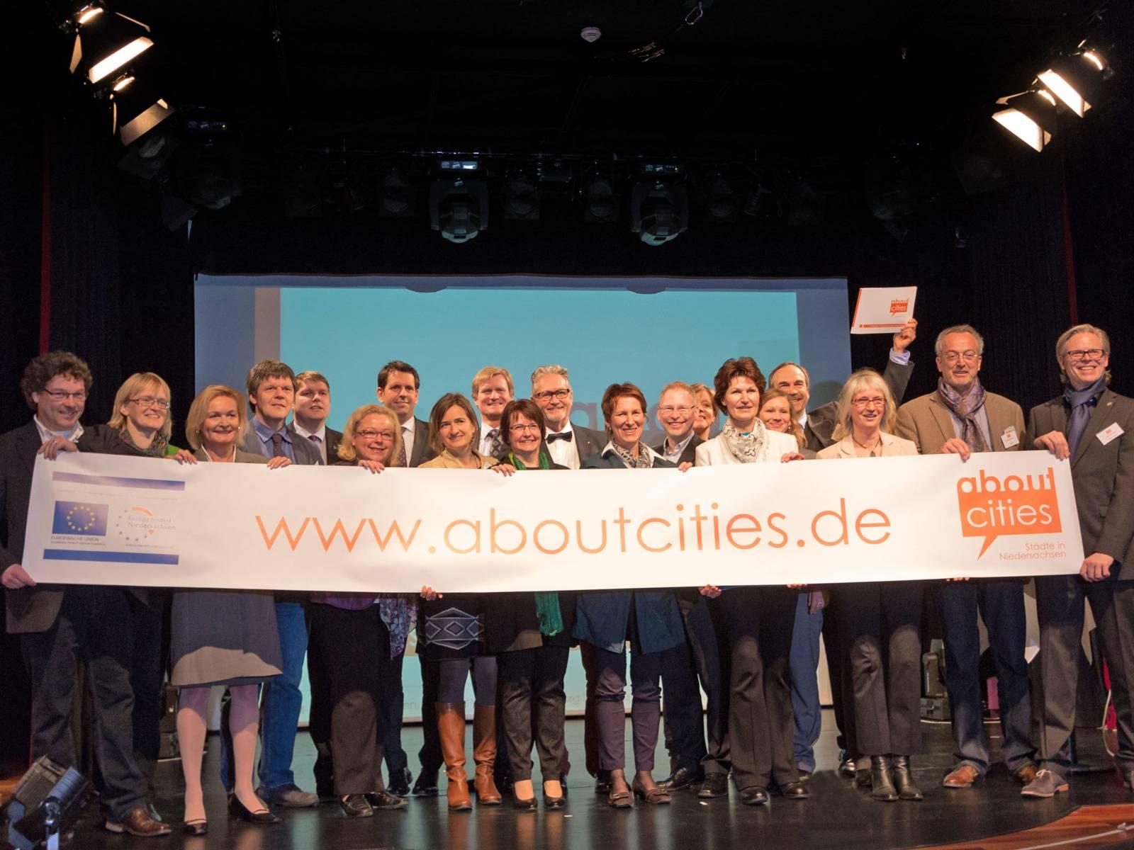 Vorstellung aboutcities.de