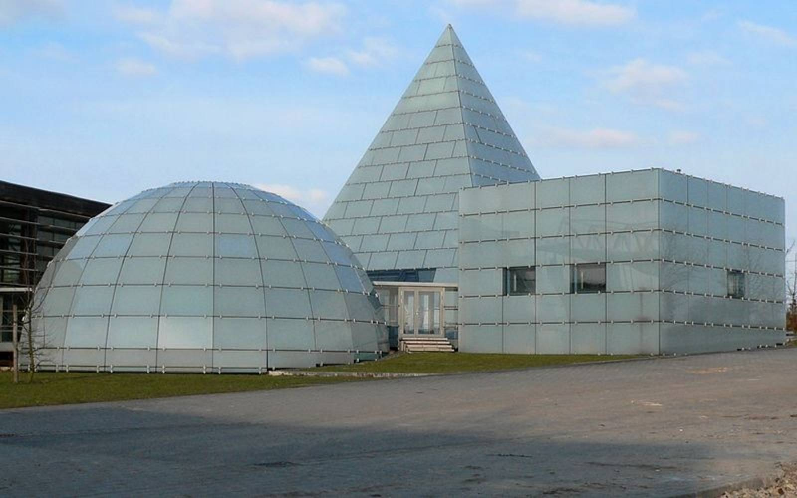 Dänischer Expo-Pavillon
