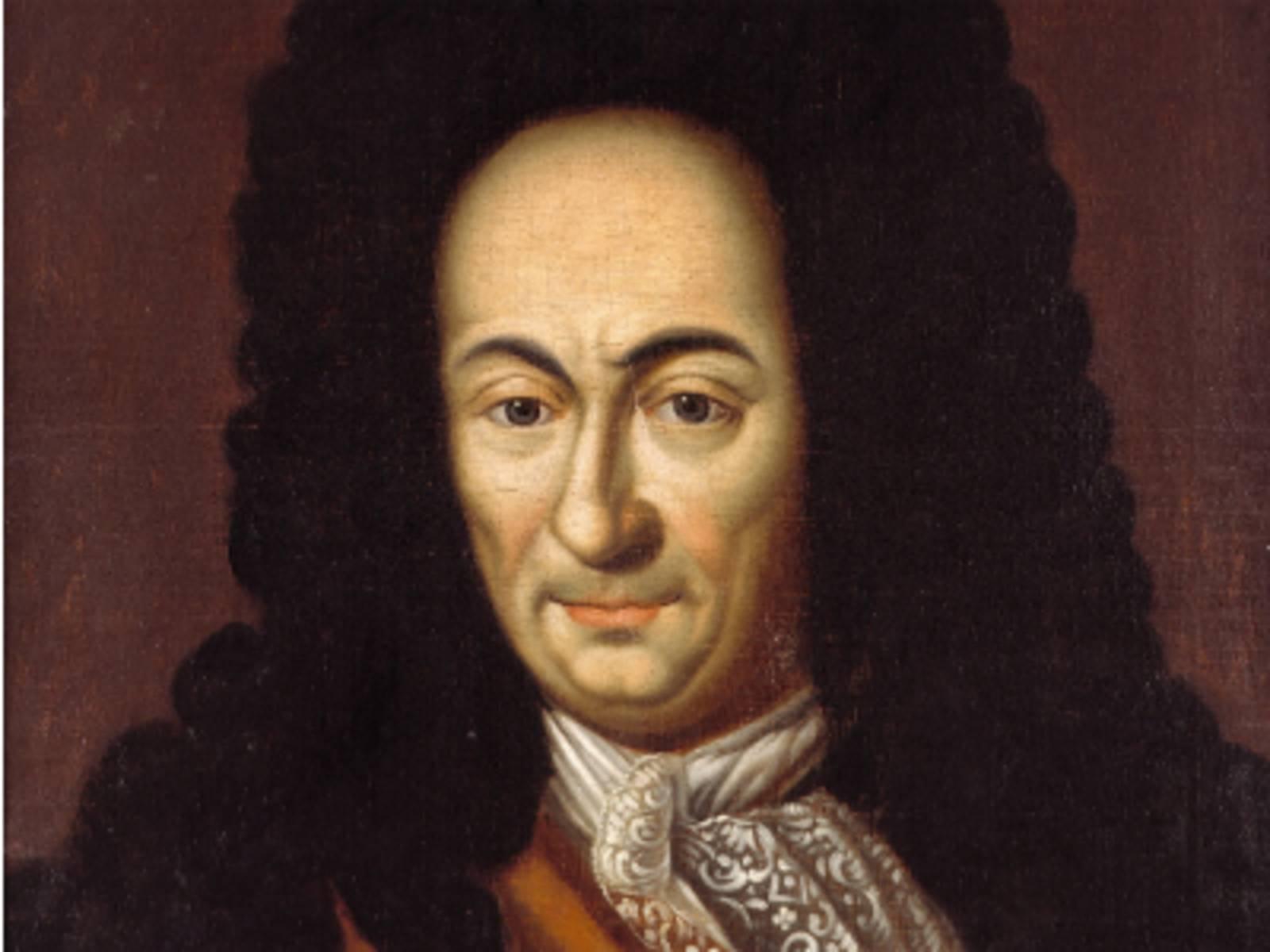 Leibniz Portrait