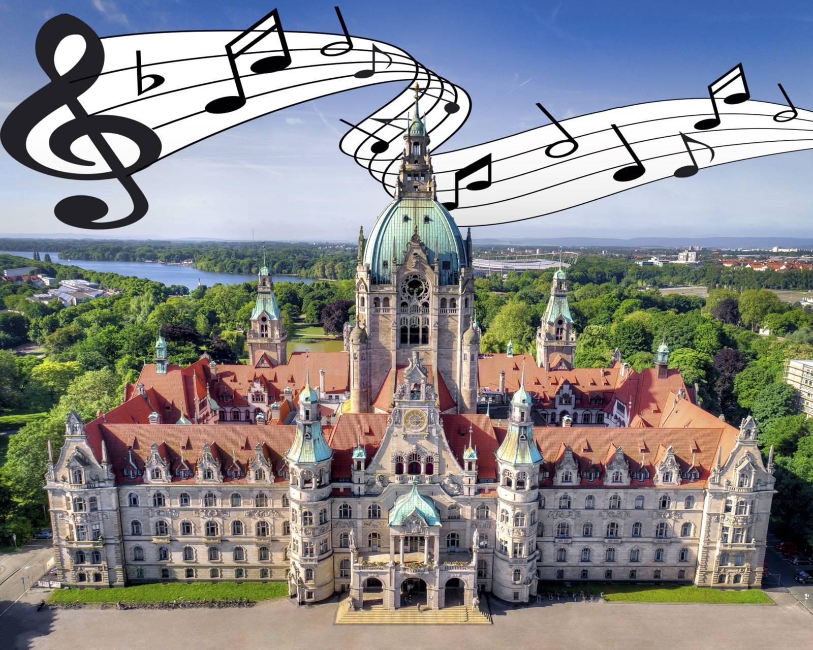 Hannover für die Ohren