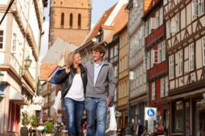Einkaufen in der Altstadt