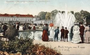 Hannover geschichtlich