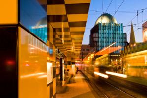 Stadtbahnhaltestelle Steintor