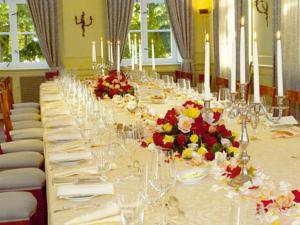 Speisezimmer im Hardenbergschen Haus