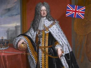 König Georg I.