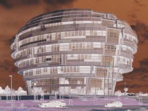 Das INI Gebäude