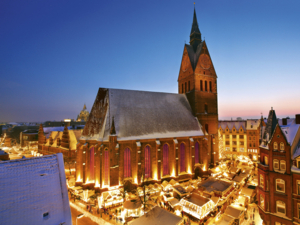 Julemarked gamle bydel