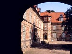 Gate of Schloss Landestrost