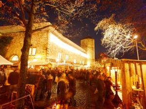 Weihnachtsmarkt Hannover Historisches Weihnachtsdorf
