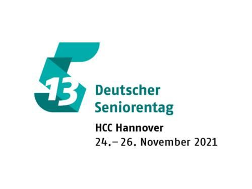 13. Deutscher Seniorentag im HCC in Hannover