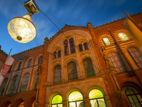 Künstlerhaus der Stadt Hannover