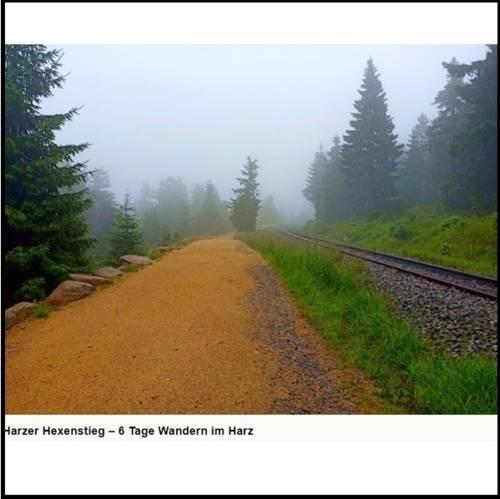 bewusstweg: Harzer Hexenstieg in 6 Tagen