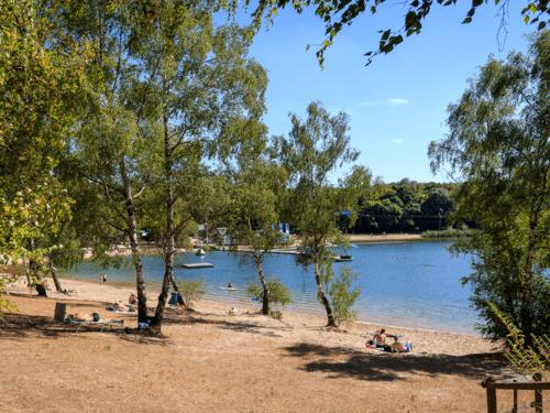 Blauer See in Garbsen