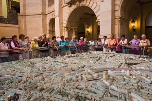 Stadtmodelle Neues Rathaus