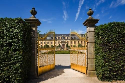 Herrenhäuser Gärten - Goldenes Tor