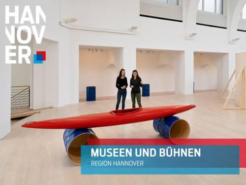 Museen und Bühnen Region Hannover