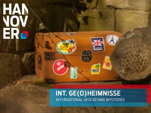Internationale Geoheimnisse