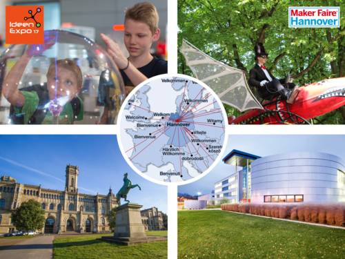 Hannover - Innovation, Wirtschaft & Wissenschaft