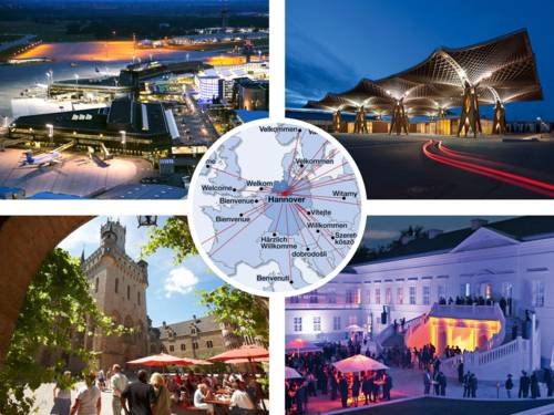 Hannover - Internationaler Kongress- & Messestandort