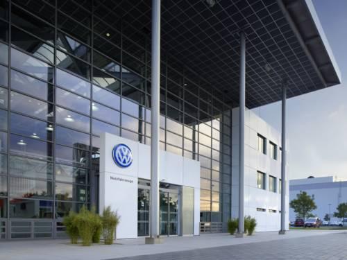 Volkswagen Nutzfahrzeuge in Hannover