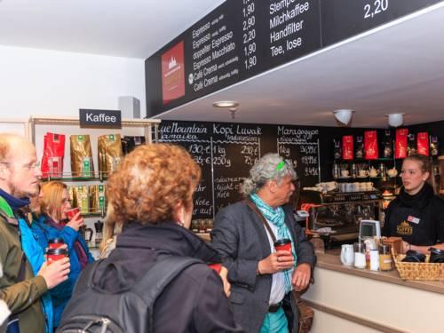 Hannover vernascht / Kaffeemanufaktur