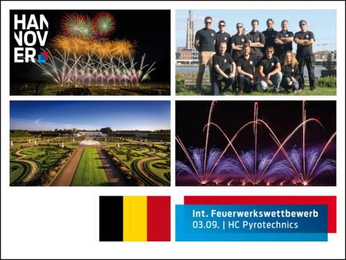 Belgien, HC Pyrotechnics