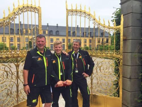 Team Österreich - steyrFire