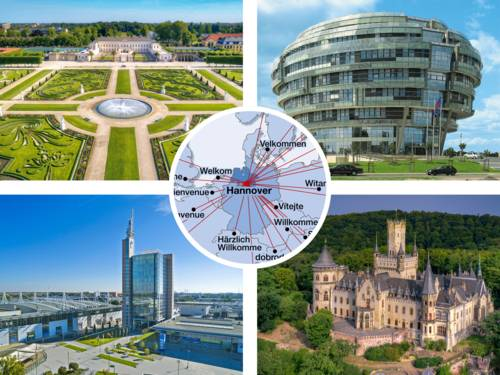 Landeshauptstadt / Region Hannover