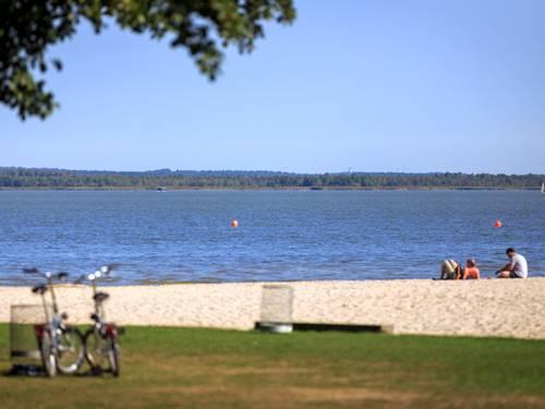 Badeinsel in Wunstorf