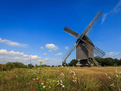 Bockwindmühle Wettmar in Burgwedel