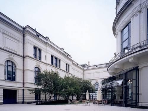 Innenhof des Niedersächsischen Landesmuseums