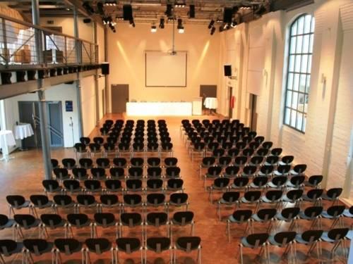 Vortrag in der Hävemeier & Sander-Halle im Werkhof