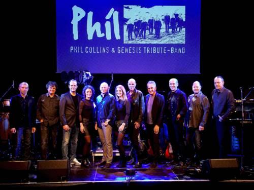 Phil - Genesis und Phil Collins Tribute