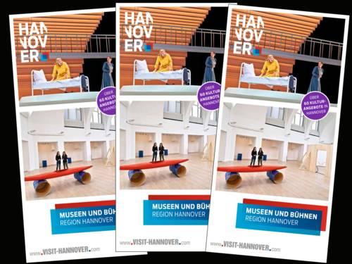 Museen und Bühnen - Region Hannover