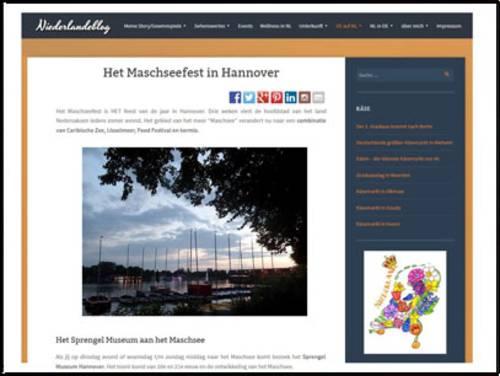 Niederlandeblog