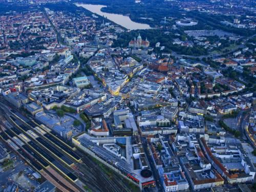 uftaufnahme Hannover