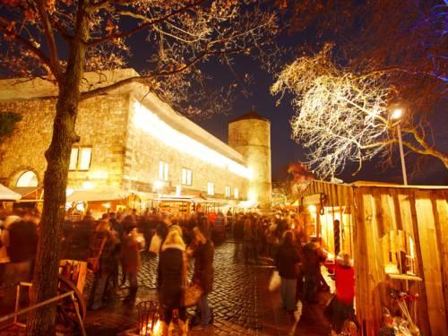 Historisches Weihnachtsdorf