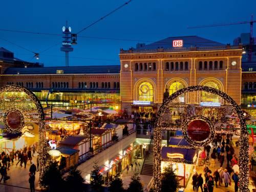 Weihnachtsmarkt Hauptbahnhof